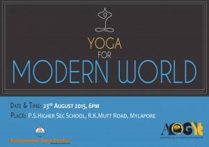 YogaforModernWorld
